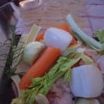 mourning the loss: my grandmother's chicken soup recipe