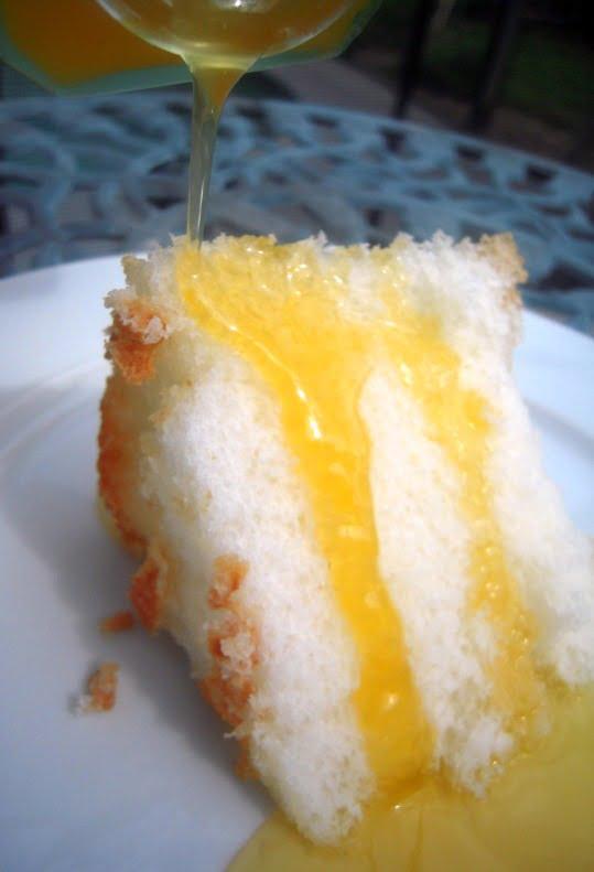 Can You Freeze Plain Angel Food Cake