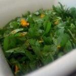 Cilantro Orange Gremolata