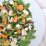 Preserved Lemon and Cantaloupe Salad - cookthestory.com