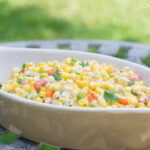 Creamy Corn Salad Recipe
