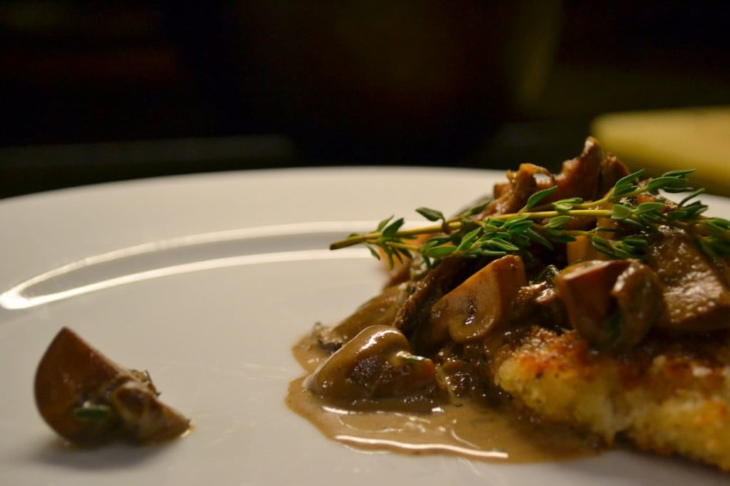 Homemade Mushroom Gravy Recipe - Made with a combination of cremini and porcini mushrooms, this homemade gravy will make your holiday meals taste delicious!