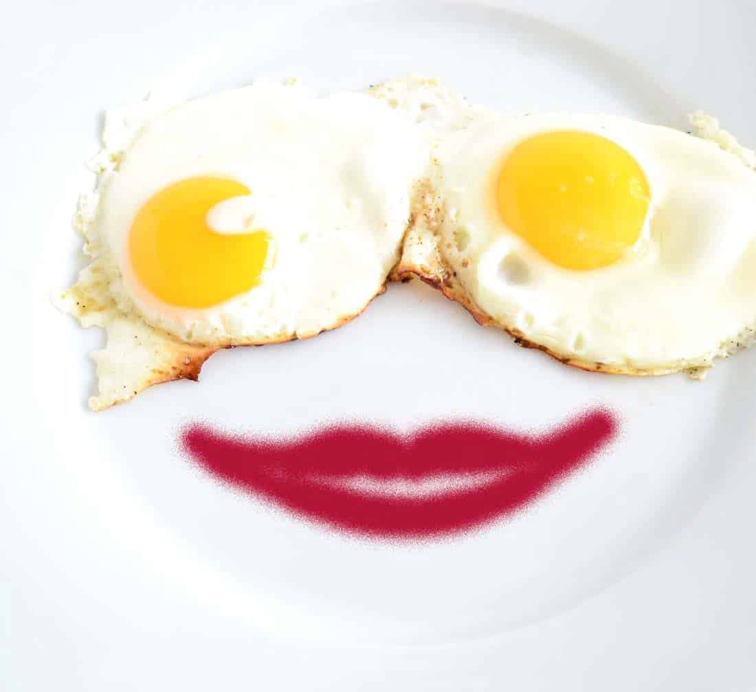 Do You Wear Makeup To Breakfast? - Cook the Story