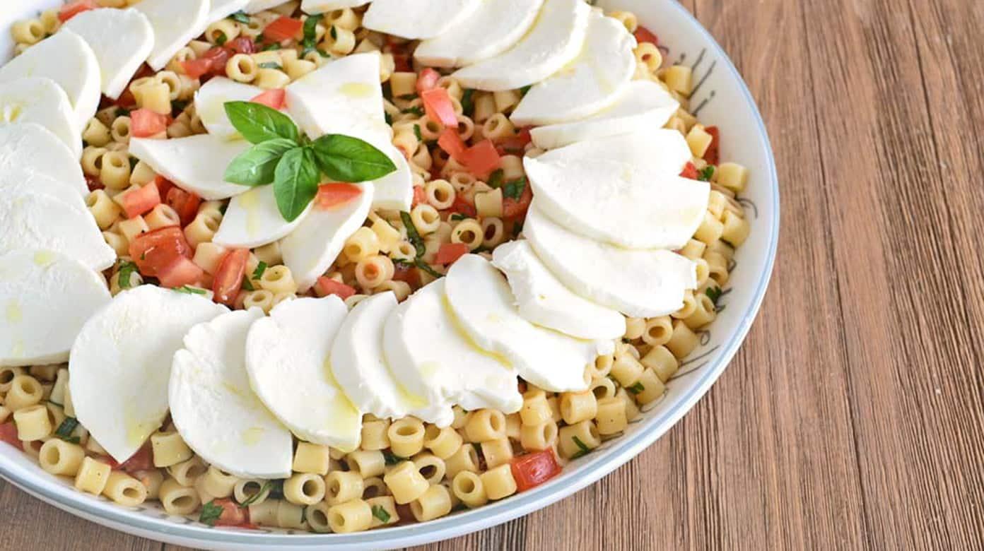 Caprese Salad Recipe Make Ahead