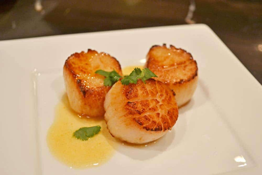 A Quick Word on Scallops