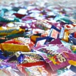 Is all the candy at Halloween healthy? Will the Halloween candy obsession go away?