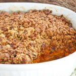 Sweet Potato Crisp Recipe by @cookthestory