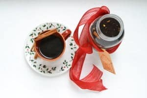 An Easy Homemade Food Gift: Your Own Christmas Coffee Blend