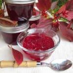 Highbush Cranberry Jelly, Photo by Nicole Pearce of Arctic Garden Studio