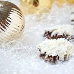 These easy and healthy snowball cookies are made with muesli for an added kick of fiber. They're topped with sweet coconut and make a perfect holiday dessert or cookie exchange treat.