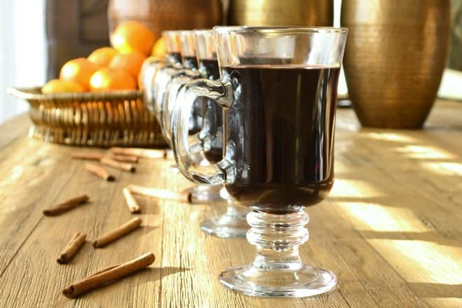Mulled wine is easy to make, delicious to drink and, best of all, I love how it makes my house smell like Christmas! Learn how to make mulled wine, and how to make your house smell like Christmas too.