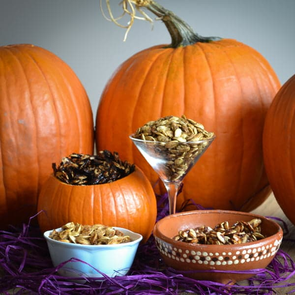 Best Recipes of 2012: How to Make Roasted Pumpking Seeds