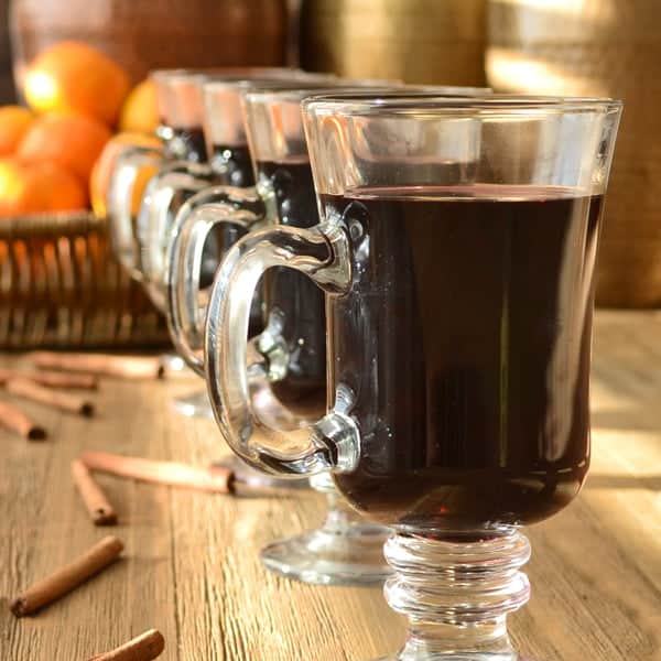 Best Recipes of 2012: Easy Mulled Wine