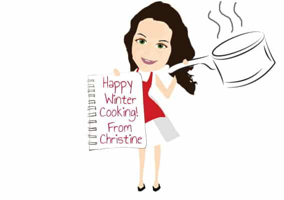 Happy Winter Cooking from Christine