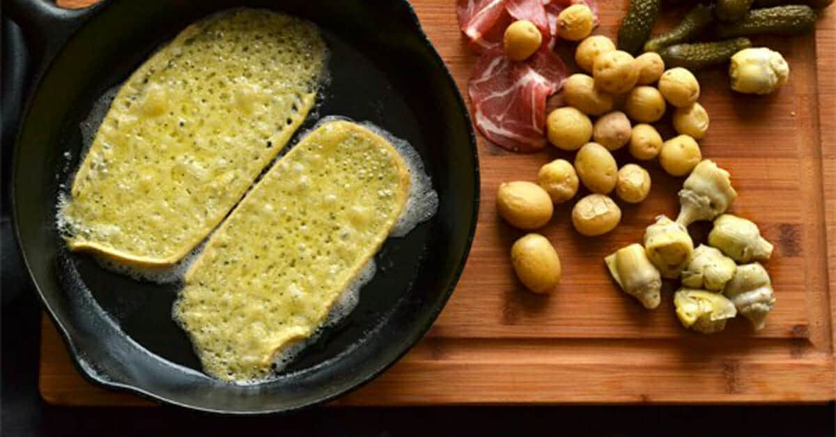 Raclette Recipe Cook The Story