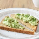 Healthy Breakfast Ideas with a recipe for Breakfast Guacamole