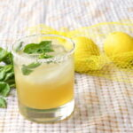 Lemon-Basil Margarita Recipe from COOKtheSTORY.com