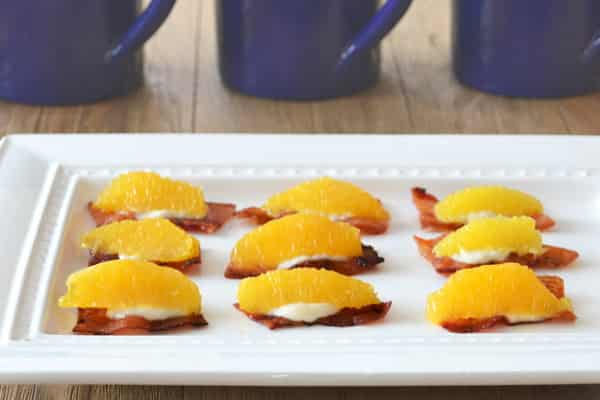 Bacon Canapés: One of my all time favorite bacon recipes for #BrunchWeek by @cookthestory