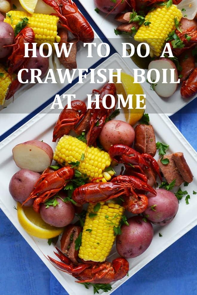Easiest Crawfish Boil Recipe