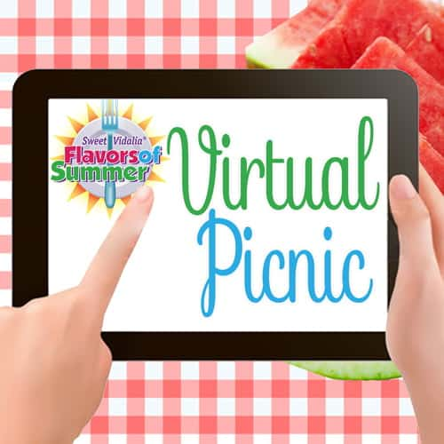 The Flavors of Summer Virtual Picnic has begun! Join us for summery recipes, fun and giveaways.