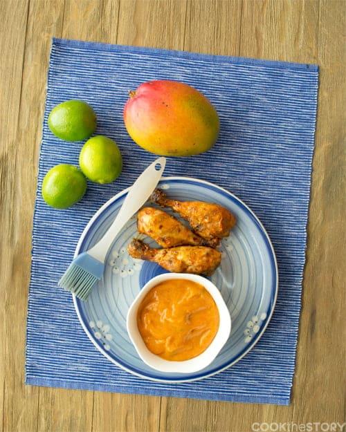 Mango Chipotle BBQ Sauce