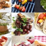 41 Picnic Recipes all from Virtual Picnic Week