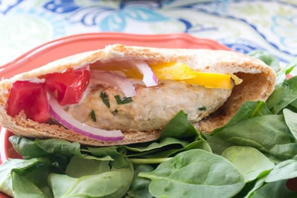 Spiced Turkey Burger Recipe from COOKtheSTORY.com