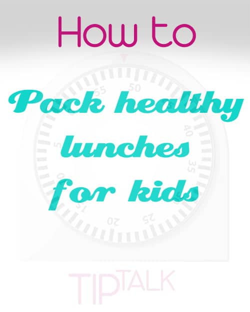 How to pack healthy lunches for kids by @cookthestory