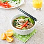 Fun and Easy Asian Noodle Soup Recipe