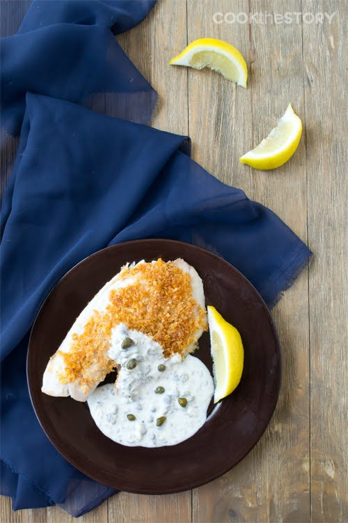 Parmesan-Crusted Tilapia Recipe