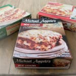 Micahel Angelo's Meat Lasagna Review