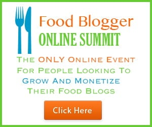Food Blogger Online Summit