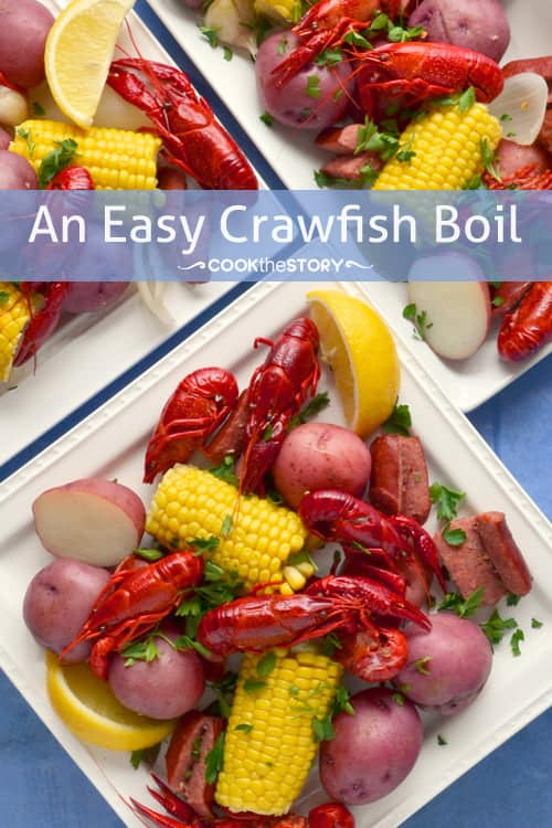Crawfish Boil Recipe by www.cookthestory.com