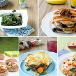 27 Healthy Recipes for Kids including Breakfasts, Lunches, Dinners and Snacks