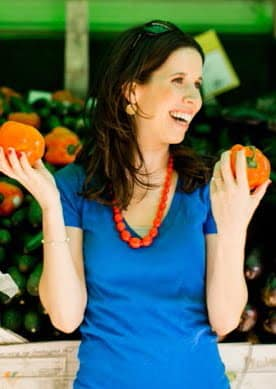 Rachel Hofstetter, author of Cooking Up a Business