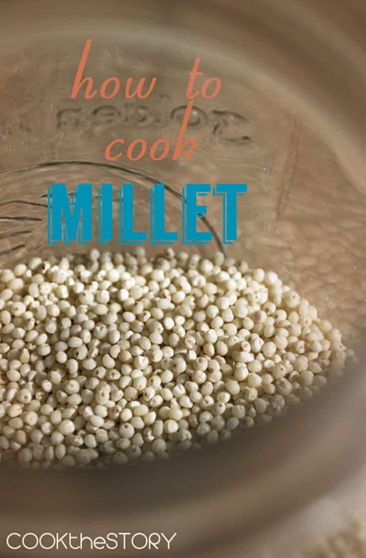 Millet isn't just for the birds! Find out how to cook millet, a light, fluffy, quick and convenient seed, below. I collaborated with Bob's Red Mill to bring you this post.