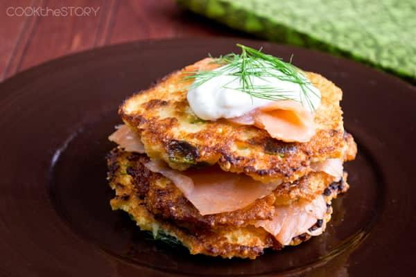 Crispy Millet Pancake Recipe