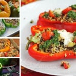 How to make stuffed peppers: Methods and Recipes