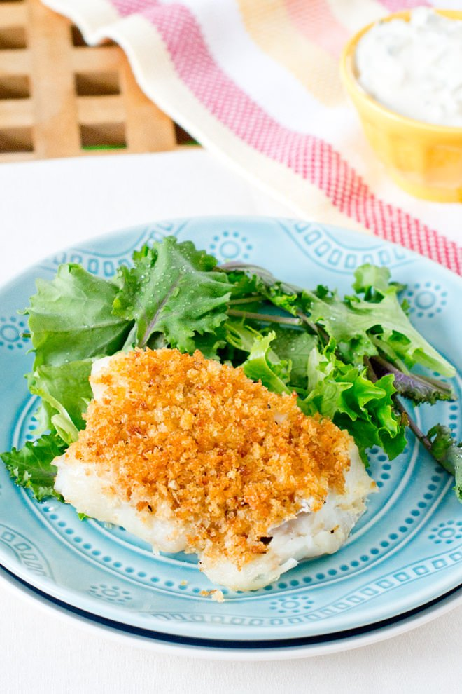 How to bake frozen breaded fish fillets