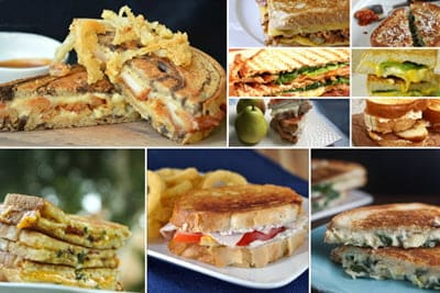 Grilled Cheese Sandwich for Busy Weeknights
