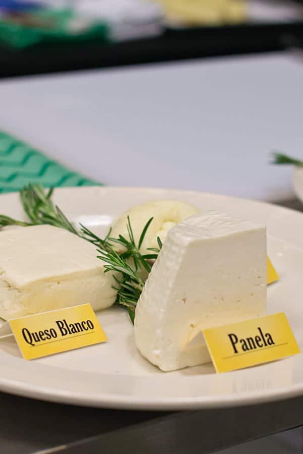 Some of my favorite California Hispanic Cheeses.