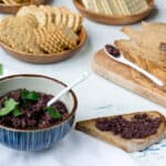 Quick Kalamata Tapenade Recipe