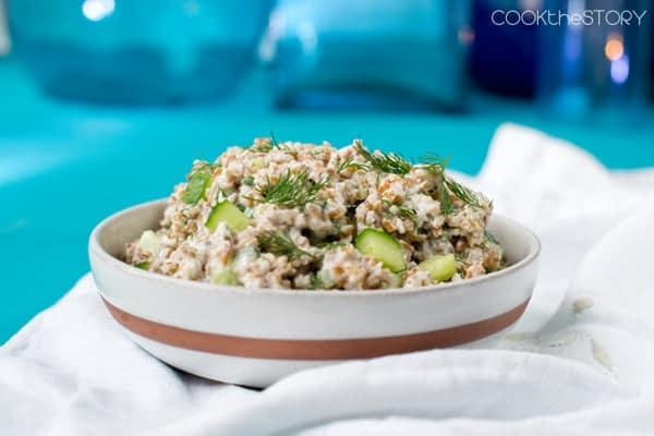 Greek Tabouli Recipe