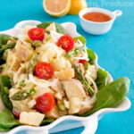Healthy Potato Salad Recipe with Greek Yogurt and Veggies