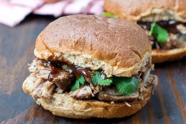 Island Jerk Slow Cooker Pulled Pork
