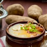 Loaded Potato Soup in 15