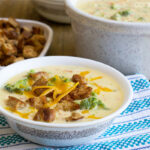 Quick and Easy Broccoli Cheese Soup Recipe
