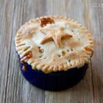 Individual Butterscotch Apple Pie Recipe