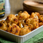 Italian Roasted Cauliflower
