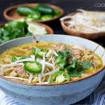 Turkey Pho Recipe